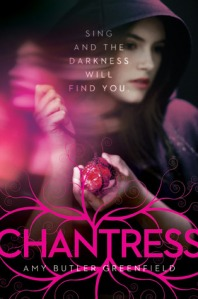 chantress -amy butler greenfield