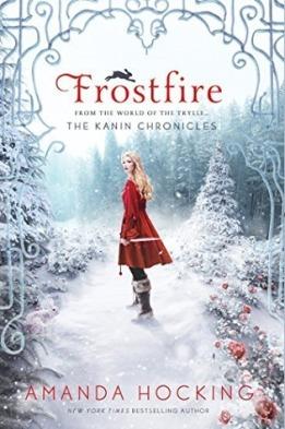 frostfire -amanda hocking