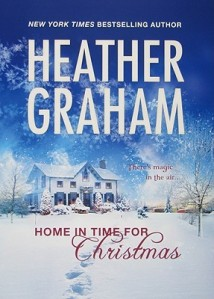 home in time for christmas -heather graham