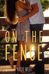 on the fence -kasie west