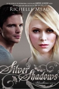silver shadows -richelle mead