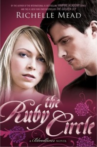 the ruby circle -richelle mead