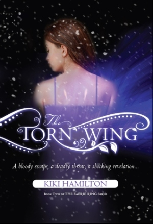 the torn wing -kiki hamilton