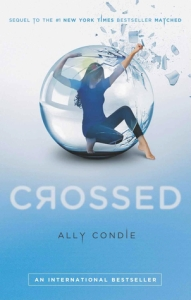 crossed -ally condie