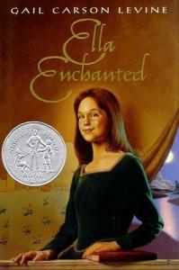 ella enchanted -gail carson levine