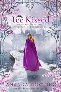 ice kissed -amanda hocking