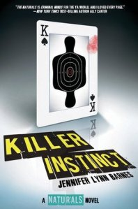 killer instinct -jennifer lynn barnes