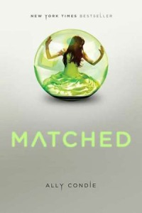 matched -ally condie