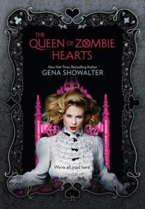 the queen of zombie hearts -gena showalter
