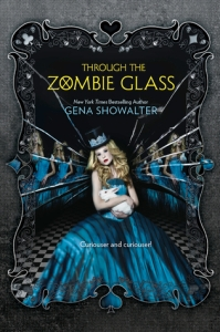 through the zombie glass -gena showalter