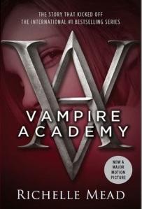 vampire academy -richelle mead