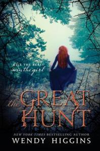 the great hunt -wendy higgins