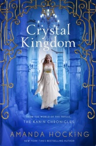 crystal kingdom -amanda hocking
