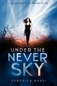 under the never sky -veronica rossi