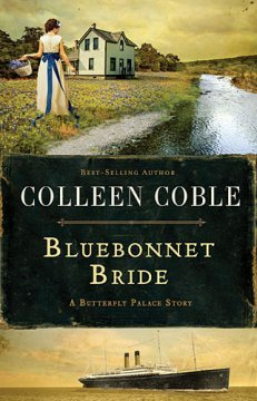 bluebonnet bride -colleen coble