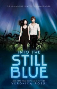 into the still blue -veronica rossi