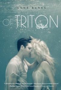 of triton -anna banks