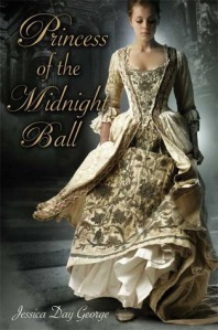 princess of the midnight ball -jessica day george
