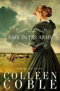 safe in his arms -colleen coble