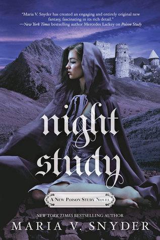 night study -maria v. snyder