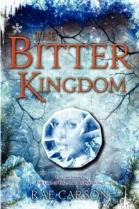 the bitter kingdom -rae carson