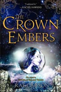the crown of embers -rae carson