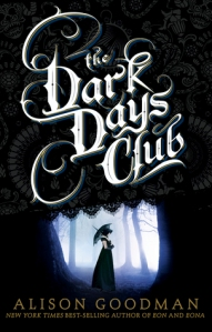 the dark days club -alison goodman