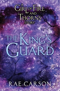 the king's guard -rae carson