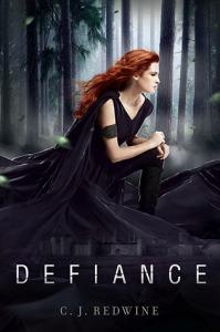 defiance -cj redwine