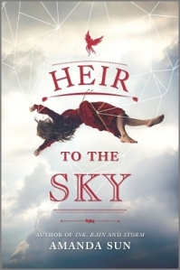 heir to the sky -amanda sun