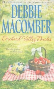orchard valley brides -debbie macomber
