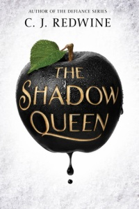 the shadow queen -cj redwine