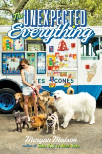the unexpected everything -morgan matson