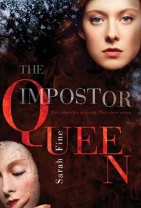 the impostor queen -sarah fine