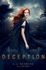 deception -cj redwine