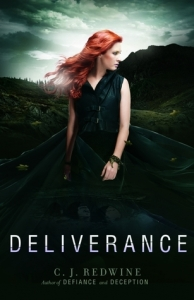 deliverance -cj redwine