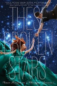 these broken stars -amie kaufman & meagan spooner