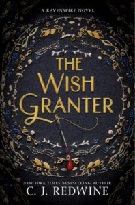 the-wish-granter-cj-redwine