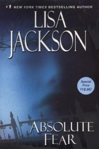 absolute fear -lisa jackson