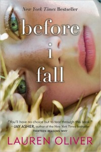 before i fall -lauren oliver