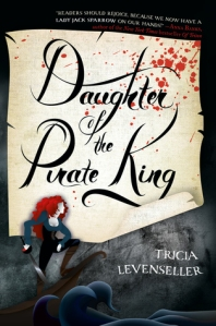 daughter of the pirate king -tricia levenseller