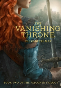 the vanishing throne -elizabeth may