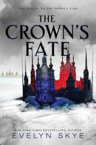 the crown's fate -evelyn skye
