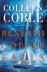 beneath copper falls -colleen coble