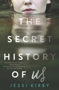 the secret history of us -jessi kirby