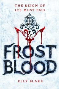 frostblood -elly blake