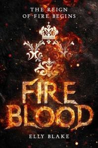 fireblood -elly blake