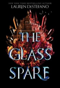 the glass spare -lauren destefano