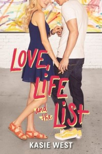 love, life and the list -kasie west
