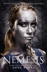 nemesis -anna banks